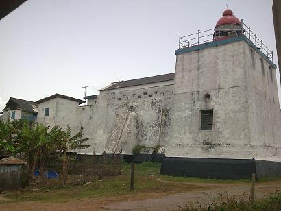 Fort Oranje in Sekondi