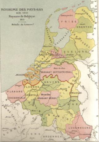 Nederland 1830