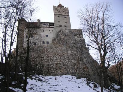 HET dracula- kasteel