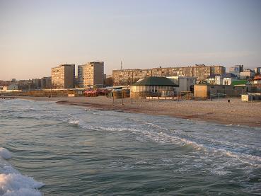 De flats aan de kust